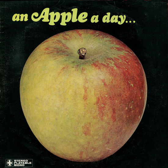 Apple: An Apple A Day: Limited Edition Picture Disc