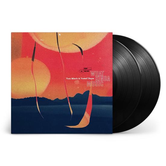 Tom Misch: What Kinda Music: Heavyweight Double Vinyl