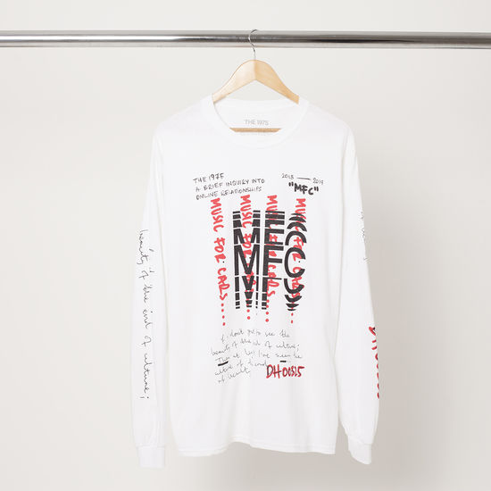 The 1975: MFC Long Sleeve T-Shirt I - L