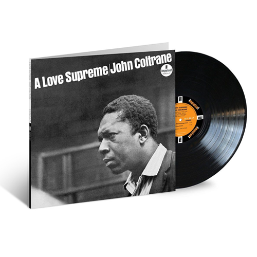 John Coltrane: A Love Supreme (1964): Limited Acoustic Sounds Edition 180gm Reissue