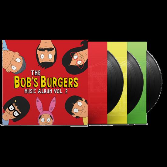 Original Soundtrack: The Bob's Burgers Music Album Vol. 2: Triple Vinyl 3LP