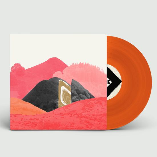 Islet: Eyelet: Limited Edition Neon Orange Vinyl + Die-Cut Sleeve