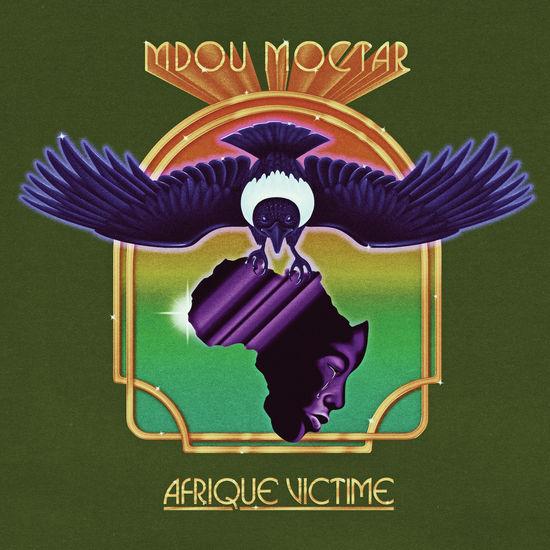 Mdou Moctar: Afrique Victime: Black Vinyl LP