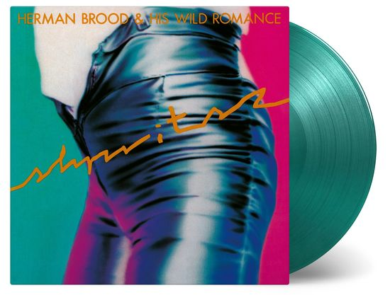 Herman Brood: Shpritsz - Numbered Green Vinyl