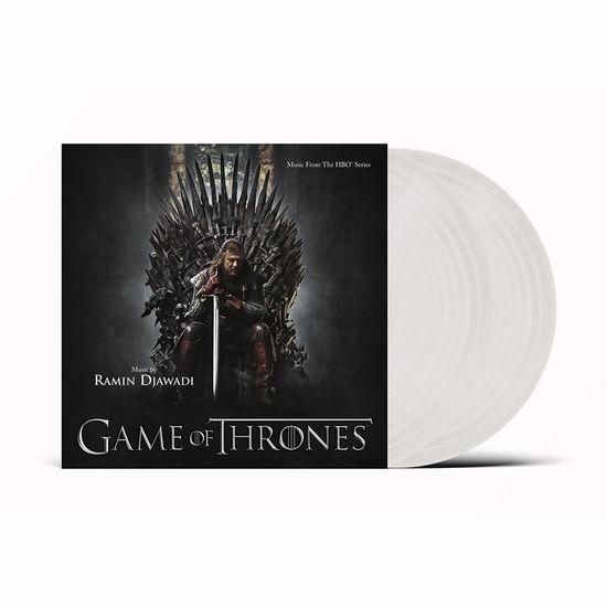 Ramin Djawadi: Game Of Thrones: Exclusive White Vinyl