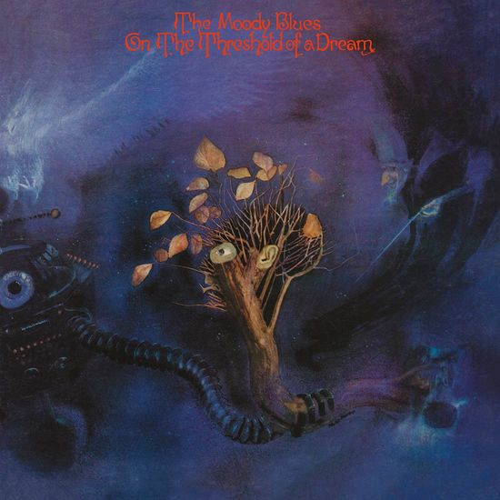 The Moody Blues: On The Threshold Of A Dream