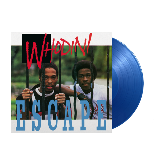 Whodini: Escape: Limited Edition Blue Vinyl