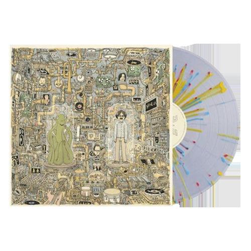 Weezer: OK Human: Limited Edition Splatter Vinyl