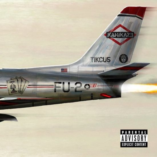 Eminem: Kamikaze: Exclusive Picture Disc