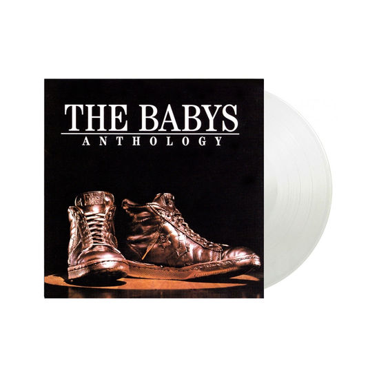 The Babys: ANTHOLOGY: Limited Edition Clear Vinyl