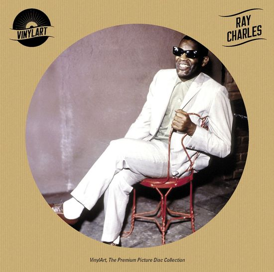 Ray Charles: VinylArt – Ray Charles Picture Disc