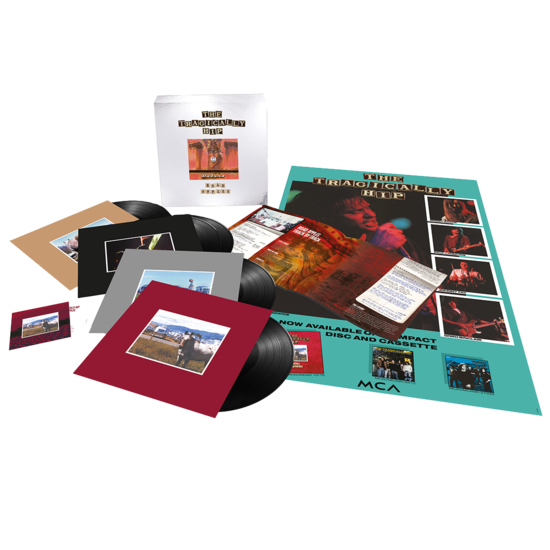 The Tragically Hip: Road Apples - 30th Anniversary: Deluxe Edition 5LP Boxset