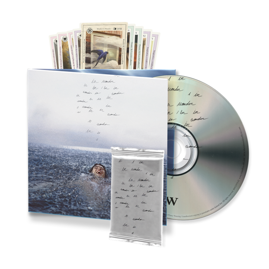 Shawn Mendes: WONDER DELUXE PACKAGE CD W/ LIMITED COLLECTIBLE CARDS PACK IV