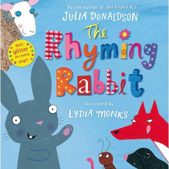 Julia Donaldson: The Rhyming Rabbit (Paperback)