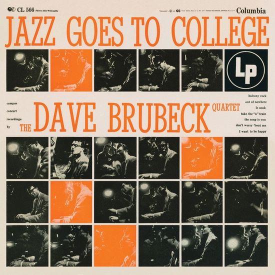 The Dave Brubeck Quartet: Jazz Goes To College