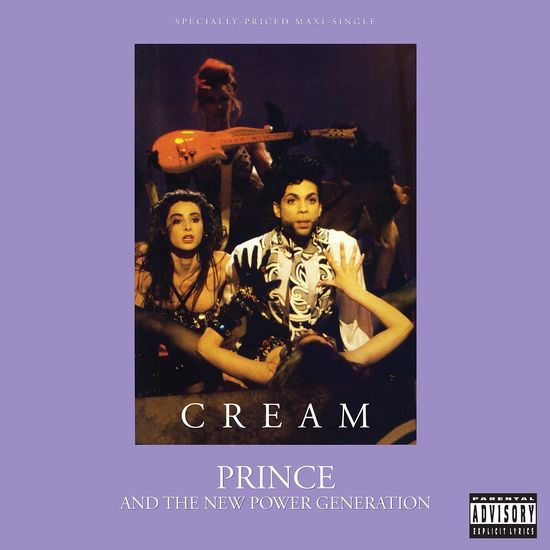 Prince: Cream