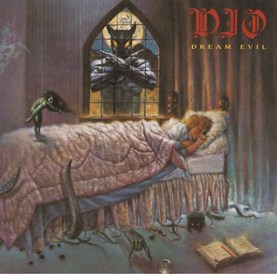 Dio: Dream Evil: Vinyl LP