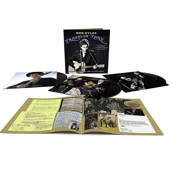 Bob Dylan Featuring Johnny Cash: Travelin' Thru, 1967 – 1969: The Bootleg Series Vol. 15