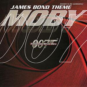 Moby: James Bond Theme (Moby's Re-Version)