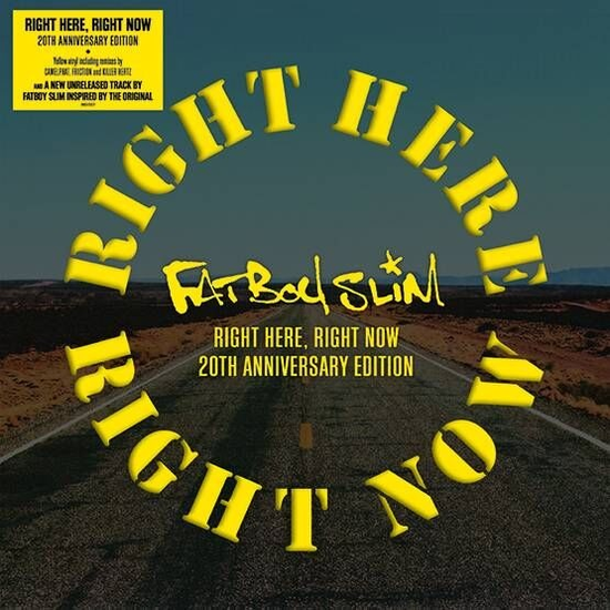 Fatboy Slim: Right Here [RSD 2019]