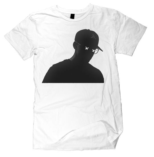 Logic: Exclusive Everybody Dies White Tee - S