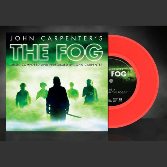 John Carpenter: The Fog: Limited Edition Red Vinyl