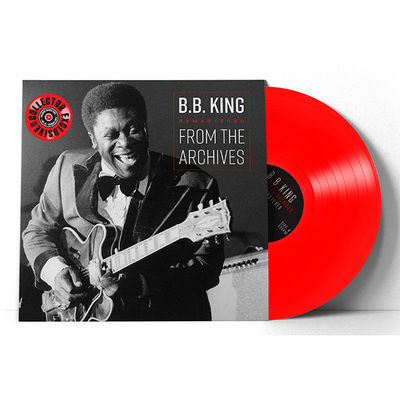 B.B. King: From The Archives (Red Vinyl)