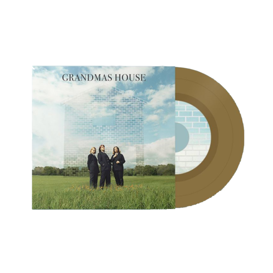 "Grandmas House: Grandmas House: Gold 7"" Vinyl"