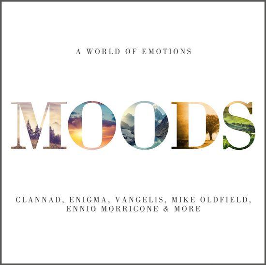 Various: Moods 2014 CD
