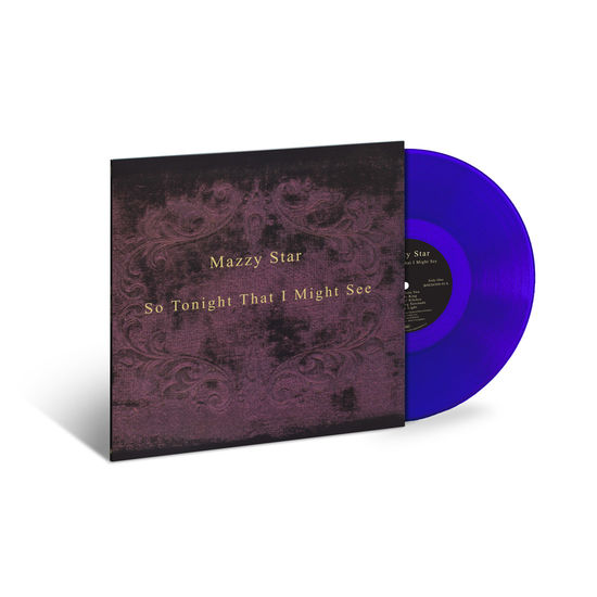 Mazzy Star: So Tonight That I Might See: Translucent Purple Vinyl