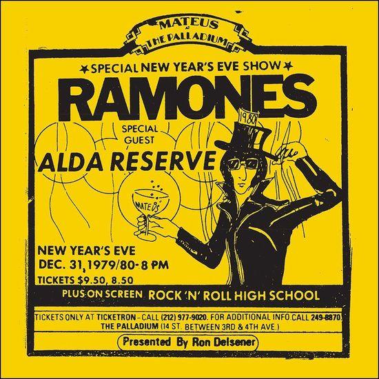 Ramones: Live At Palladium, New York, NY [RSD 2019]