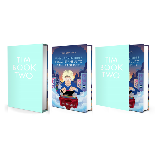 Tim Burgess: Tim Book Two: Signed Special Edition