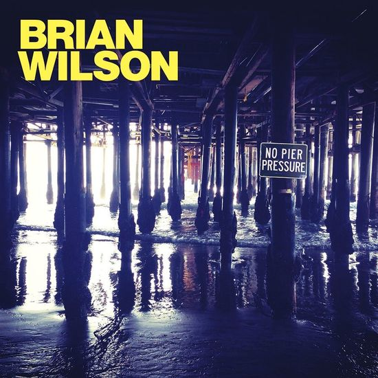 Brian Wilson: Brian Wilson - No Pier Pressure CD