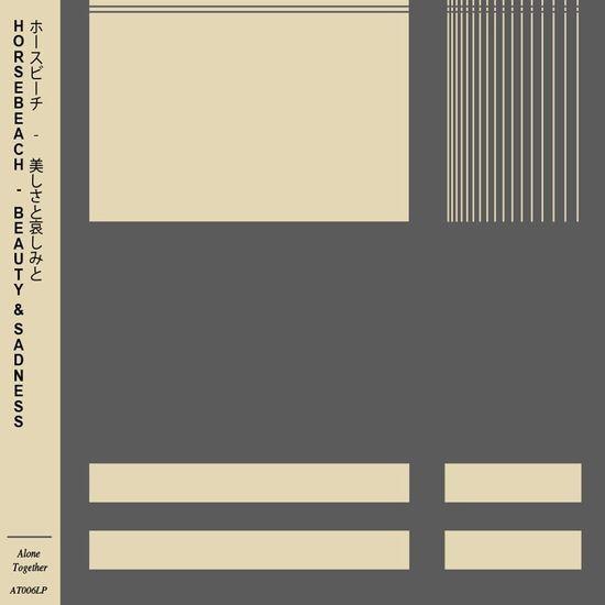 Horsebeach: Beauty & Sadness: Clear Vinyl