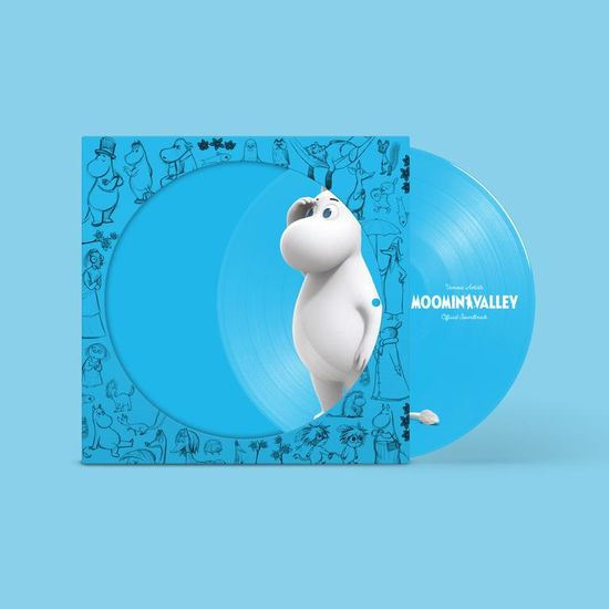 Various Artists: Moominvalley - Moomintroll Picture Disc