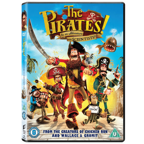 Pirates: The Pirates DVD