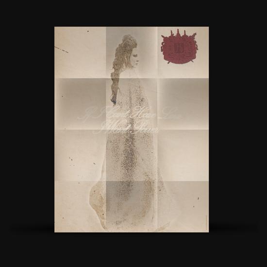 Halsey: Letterhead Poster