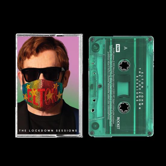 Elton John: The Lockdown Sessions Green Cassette