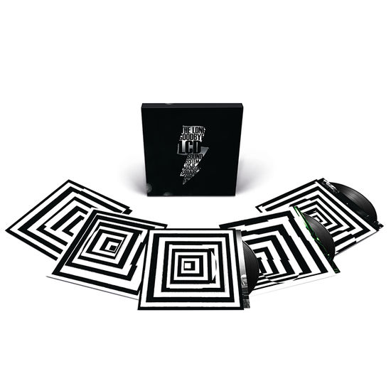 LCD Soundsystem: the long goodbye (lcd soundsystem live from madison square garden): Limited Edition 5LP Box Set