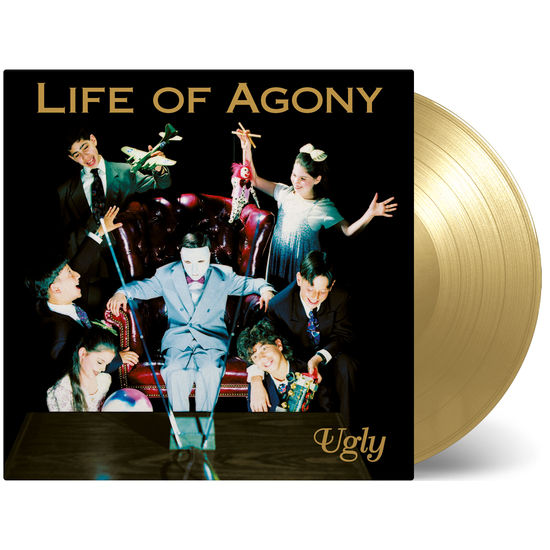 Life Of Agony: Ugly (Gold Edition Vinyl)