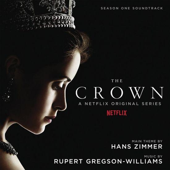 Hans Zimmer: The Crown Original Soundtrack: Silver Vinyl