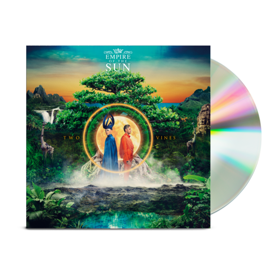 Empire Of The Sun: Two Vines CD