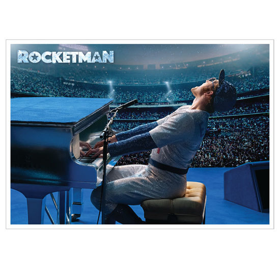 Elton John: Rocketman Litho
