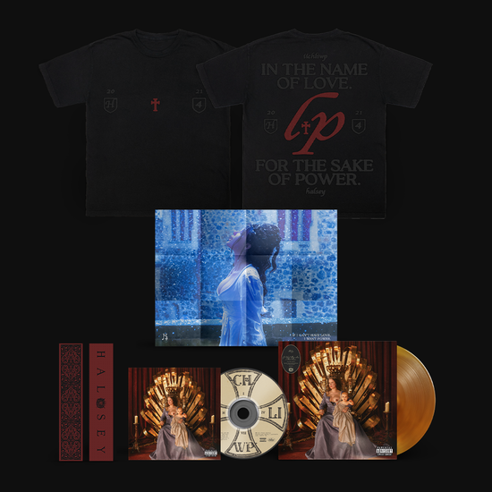 Halsey: IF I CAN'T HAVE LOVE, I WANT POWER - ULTIMATE BUNDLE