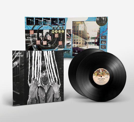 Peter Gabriel: Peter Gabriel 2: Scratch Double Vinyl LP