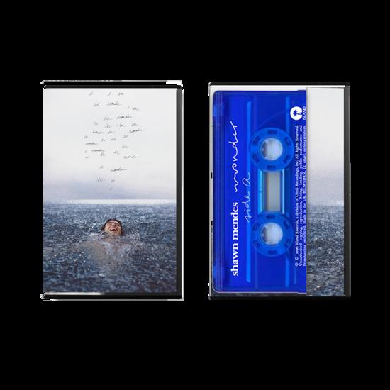 Shawn Mendes: Wonder UK exclusive Limited Edition Blue Cassette