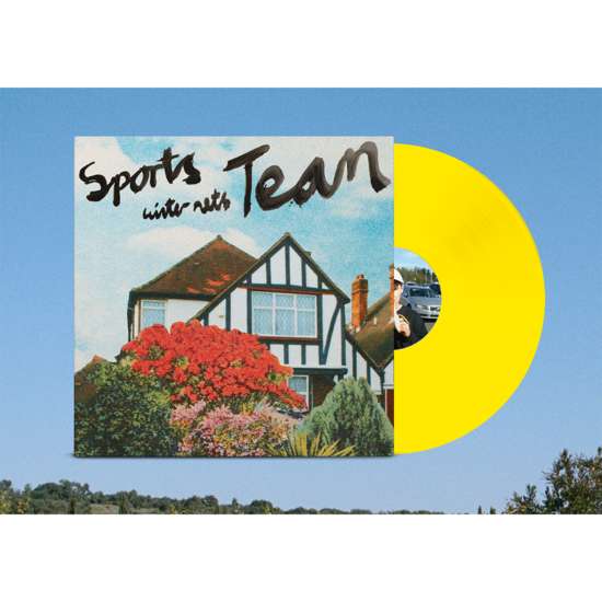 Sports Team: Winter Nets: Second Pressing EP