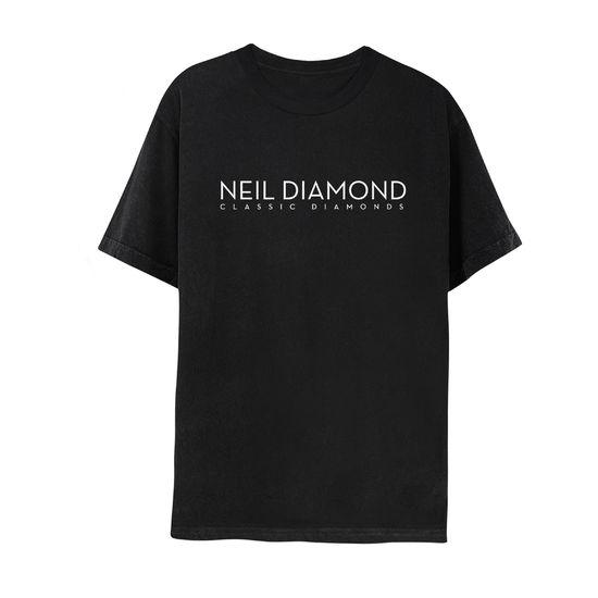 Neil Diamond: Classic Diamonds Tee