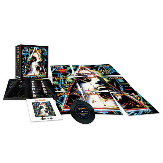 Def Leppard: The Hysteria Singles