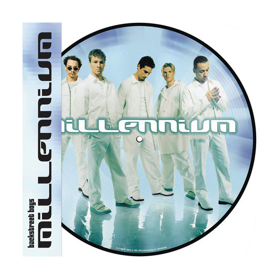 Backstreet Boys: Millennium: Limited Edition Picture Disc Vinyl
